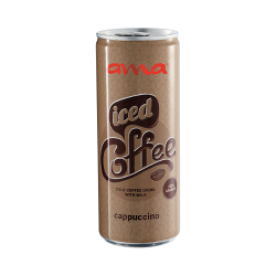 ama® Iced Coffee 24x 250ml Dose (Cappuccino)